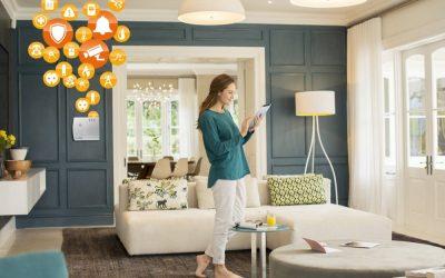 Smart Home: intelligente Haussteuerung für mehr Sicherheit und Komfort
